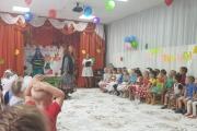 3 сентября в нашем детском саду прошёл праздник, посвященный Дню знаний!